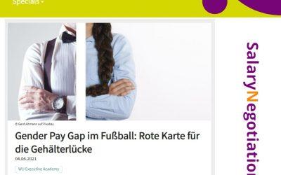 Gender Pay Gap im Fußball – Die Wirtschaft 04.06.2021